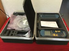 Wavetek LT8600 300MHz Network Cable Certifier Tester & Accessories