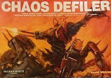 Warhammer 40,000 Chaos Defiler Daemon Engine | 2004 Release Sealed Box