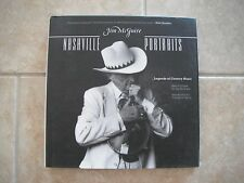 Nashville Portraits Jim Maguire Legends of Country Music Photography Book