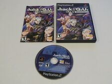 Playstation 2 PS2 - Dot .hack G.U.: Vol. 2 -- Reminisce - Complete in Box CIB