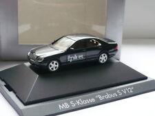 Mercedes-Benz S-Klasse W220 SV12 S V12 BRABUS IPLUS Sondermodell HERPA 1:87 PC