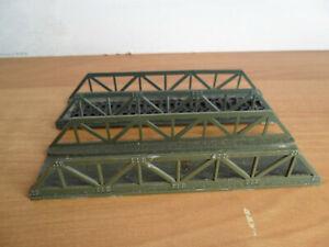 2 Brücken zum Basteln - Zustand siehe Bilder von Arnold Spur N 33