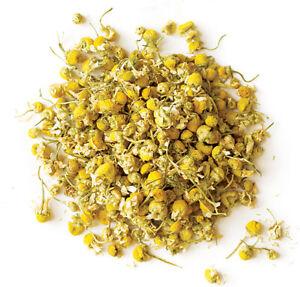 Organic Chamomile Dried Flowers Herbal Loose Leaf Tea
