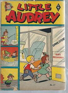 NB-075 - Little Audrey, No. 22, March 1952, Comic, Original