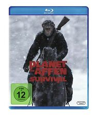 PLANET DER AFFEN: SURVIVAL (Woody Harrelson, Steve Zahn) Blu-ray Disc NEU+OVP