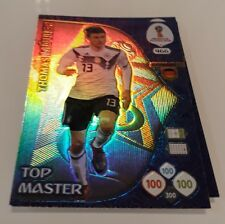 MULLER TOP MASTER CARD Nr. 466 ADRENALYN WORLD CUP RUSSIA 2018 PANINI