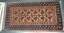 "ANTIKER  BALOUCH 95 x 49  - ANTIQUE BALOUCH 3' 1"" x 3' 6"" - Ca. 1900"