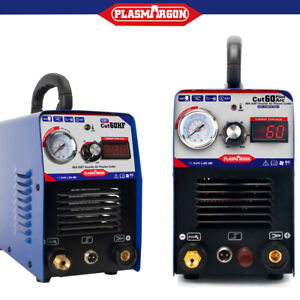 60A Plasmaschneider IGBT HF & Pilotzündung Plasmaschneidgerät Schnitt 18mm 230v