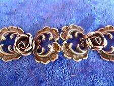 schönes, altes Armband__ 925 Silber___Rosen__  !