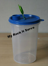 Tupperware 32oz/1L Drinking Tumbler  Pitcher w/ Flip top seal New