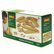 BRIO EXPANSION PACK Wooden Train Engine Thomas compatible NEW 33401
