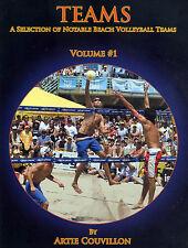 VB-TEAMS: A Selection of Notable Beach Volleyball Teams