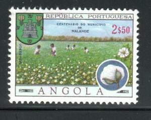 PORTUGAL PORTUGUESE ANGOLA  STAMPS MINT NEVER HINGED NG LOT 573