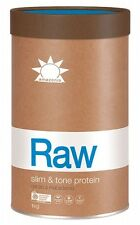 Amazonia Raw Certified Organic Slim & Tone Protein Cacao & Macadamia Vegan 1kg