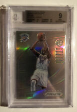 2012-13 Panini Prizm Prizms Downtown Bound Silver Kevin Durant #5 BGS 9