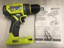 Brand NEW RYOBI ONE+ 18V 18-Volt BRUSHLESS Drill/Driver P252 BARE TOOL