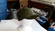 Vintage Military Swedish Winter Hat  Size 57 US - 7 1/8