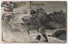 cartolina militare 40° REGGIMENTO DI FANTERIA