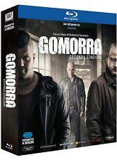 GOMORRA LA SERIE STAGIONE 2 (4 BLU-RAY) COFANETTO DIGIPACK, ITALIANO, NUOVO