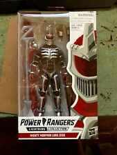 LORD ZEDD Power Rangers Lightning Collection 6-Inch Action Figure NIB IN HAND