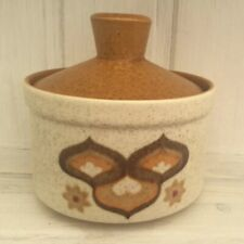 Vintage Palissy Kalabar The Royal Worcester Group 1970's Covered Pot