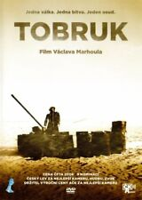 Tobruk 2008 Czech WW2 film DVD English French, Spanish subtitles region free
