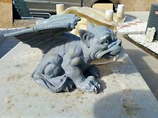 gargoyle mold latex and fiberglass support NEW MOLD made and ready to ship