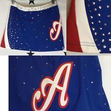 Cheerleading Uniform  Allstar Skirt Rebel Athletics Adult Med