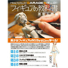Figure of textbook prototype Introduction How to build GARAGE KIT JAPAN