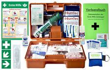 Erste-Hilfe-Koffer M5+ GASTRO -Komplettpaket- DIN 13157 inkl. Brandwundenset