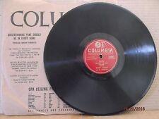 "Columbia 10"" 78/Woody Herman/Put That Ring On My Finger/Bijou/VG+/E!!!"