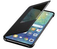 Original Huawei Mate 20 Pro Smart View Cover Flip Case Hülle Schutzhülle Tasche