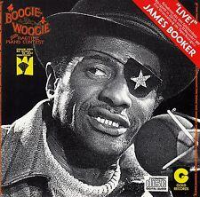 """James Booker: """"Live!""""/CD-Top-État"""