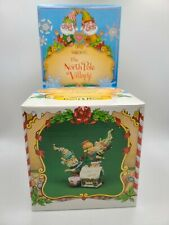 New ListingEnesco North Pole Village Elves: Frosty & Mason Decorate Bakery House Series
