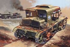 C7P - ARTILLERY & RECOVERY HEAVY TRACTOR - POLAND 1939 1/35 MIRAGE