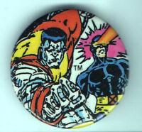 MARVEL COMICS vintage pin pinback button  #L 1987