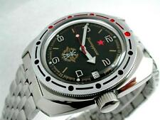 RUSSIAN  VOSTOK AUTO AMPHIBIAN MINISTRY WATCH #710296 NEW !
