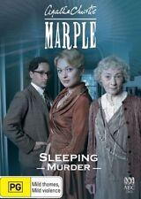AGATHA CHRISTIE MISS MARPLE - SLEEPING MURDER  DVD NEW NEW