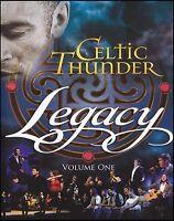 CELTIC THUNDER (DVD) LEGACY : VOLUME ONE ~ ALL REGIONS DVD~IRISH~IRELAND 1 *NEW*