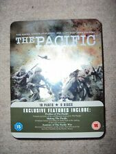 THE PACIFIC - COMPLETE DVD SERIES (TIN BOX EDITION) - NEW
