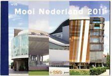 Nederland PR35 Prestigeboekje Mooi Nederland 2011 PF