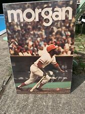 Cincinnati Reds Joe Morgan 1970's SGA Poster