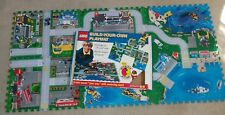 LEGO Build Your Own Playmat HUGE Road Layout Interlocking Foam 6 Play Mats Boxed