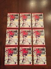 1990 Score Hockey Patrick Roy #10 Lot Of 9, Canadiens, PSA, Clean