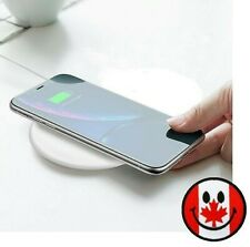 Fast Quick Charging 5V 1A 5W Universal Charger Custom Wireless Charger Power Ban