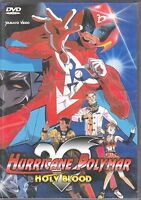 Dvd **HURRICANE POLYMAR ♦ HOLY BLOOD** The Movie come nuovo 1996