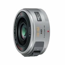 Panasonic H-PS14042-S LUMIX GX VARIO PZ 14-42mm F3.5-5.6 TA0314 Japan new.