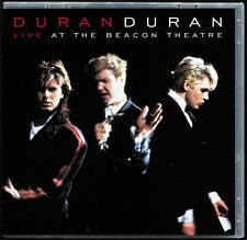 Duran Duran Live At The Beacon Theatre 1987 Fan Club Golden CD Warren Cuccurullo