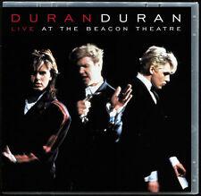 DURAN DURAN Live At The Beacon Theatre 1987 FAN CLUB Golden CD WARREN cuccurullo