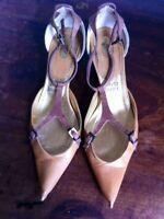 vintage Angeli Inquieti kitten heels
